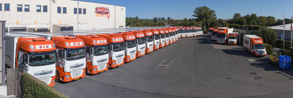 Entreprise de transport TLV
